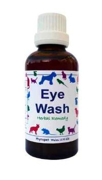 Eye Wash Herbal Remedy